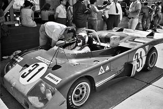 Alfa Romeo T33/TT/3 at Sebring 1972