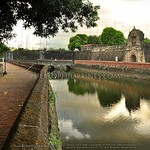 Intramuros – the Walled City of Manila