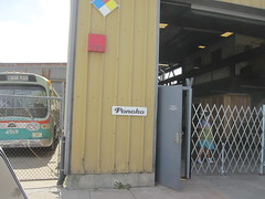 outdoor structure(0.0), shipping container(0.0), public toilet(0.0), transport(1.0), public transport(1.0), gate(1.0), door(1.0), shed(1.0), parking(1.0),