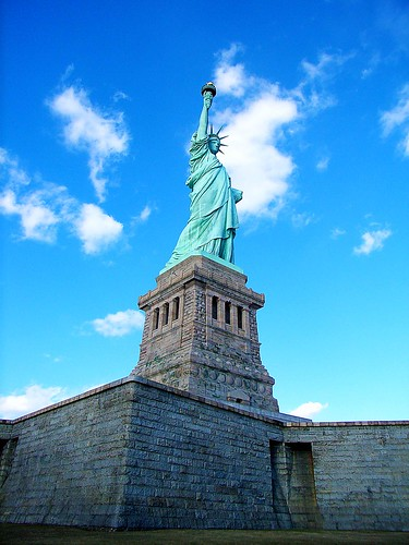 Statue of Liberty no.5(New York 2008)