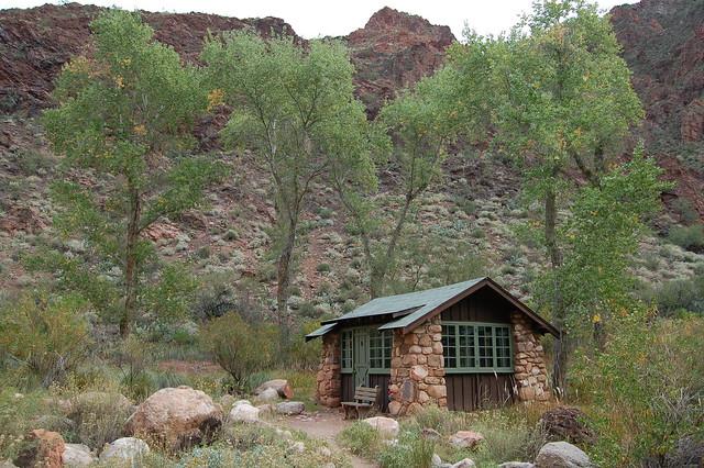 Grand Canyon Phantom Ranch Cabin 0206 Phantom Ranch At