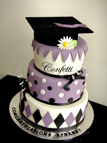 Graduation Cake Ideas For A Girl : Graduation cake,again... Flickr - Photo Sharing!