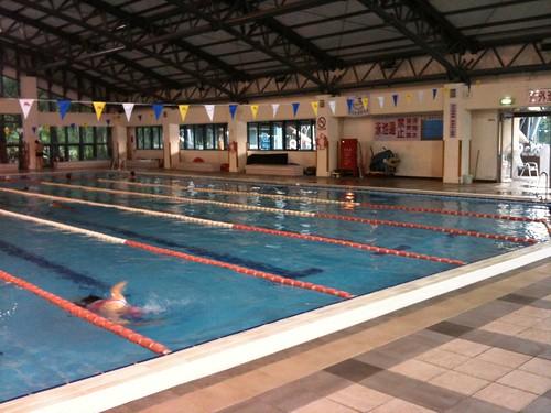 中和 遠東活水游泳池