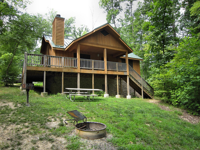 Our Cabin At Bear Creek Lake State Park
