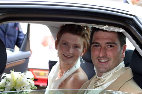 Mariage Sandrine et Jérome