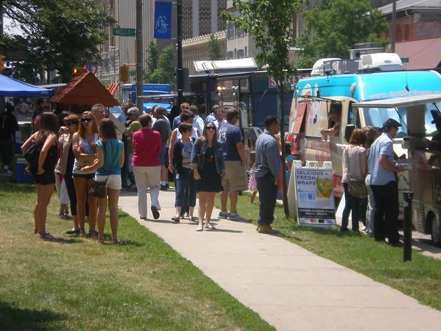 Food Truck Milwaukee Zoo