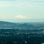 Mount Baker (Washington State) from West Vancouver