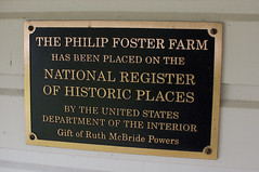 Photo of Black plaque № 4288
