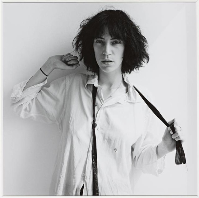 Patti Smith, 1975, From the Horses Session, by Robert Mapplethorpe