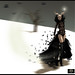 Black like .....the crow.... by joy fellini