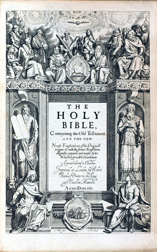 The Holy Bible. London, 1611.