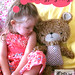 kawaii Teddy bear how to sew faux fur guide instructions tutorial DIY by Dolls And Daydreams
