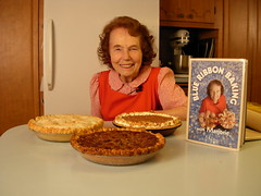 Marjorie and her pies