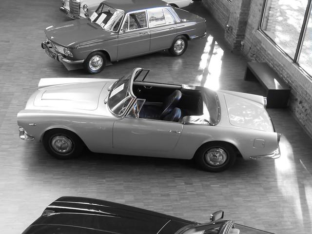 Lancia Flaminia Superleggera Touring Spider (1960) [post production ...