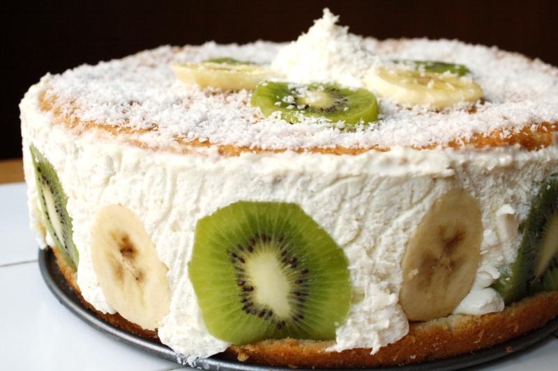 Kiwiana Cake