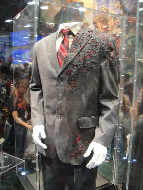 Dark Knight Two-Face Costume