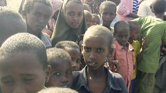 Children at Dadaab