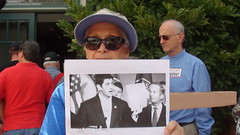 Rally at Todd Akin's office by joetta@sbcglobal.net