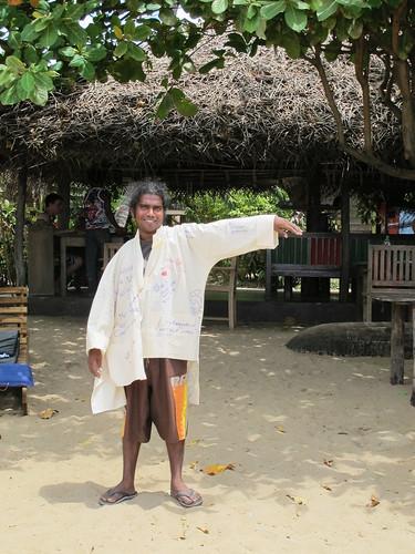 Ramesh, Arugam, Sri Lanka