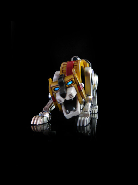 Voltron   Yellow Lion  5 Voltron Yellow Lion