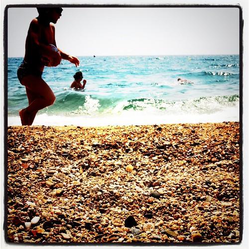 Calella #calella #platja #maresme #mediterranian