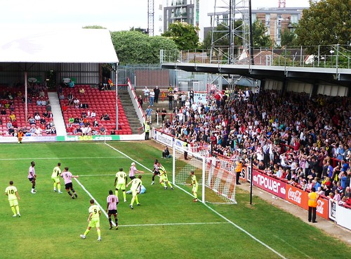 Brentford v Yeovil