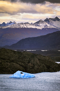 Lago Grey - Torres del Paine National Park - Patagonia - Chile