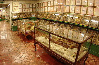 Anatomical wax figures, La Specola, Florence