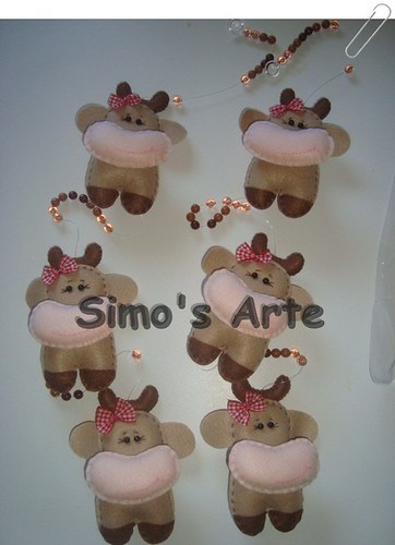 Mobiles Moooo by Artes by Simo's®