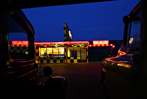 Porkys drive-in