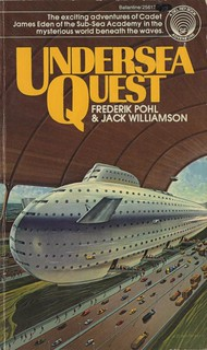 Pohl, Frederik & Williamson, Jack - Undersea Quest
