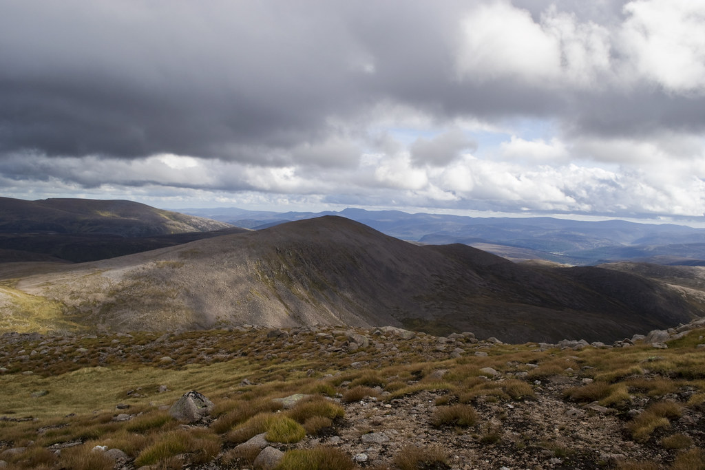 Derry Cairngorm 3 Trips Thursday