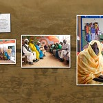 """Darfur Up Close""- photo exhibition at the UN headquarters"