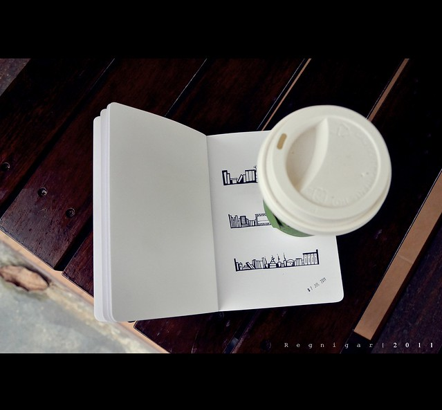 116.365 1st Chapter of Caffeine and I by + ARahAzlan~ *