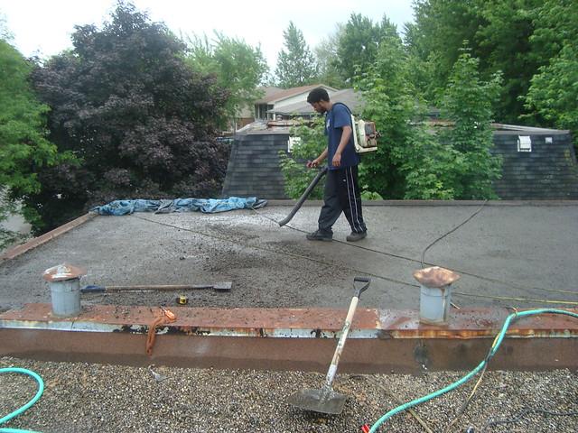 New Roof Installation - Limberlost
