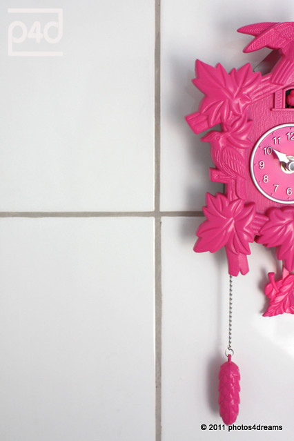 the pink coo-coo-clock