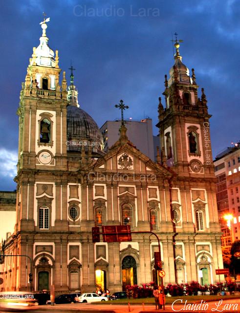 Igreja da Candelária - Paróquia de Nossa Senhora da Candelária