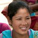 Garo Girl with Freckles -  Srimongal, Bangladesh