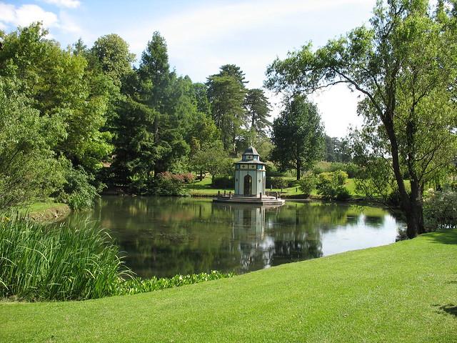 Parc Floral d'Apremont - Apremont-sur-Allier {juli 2011}