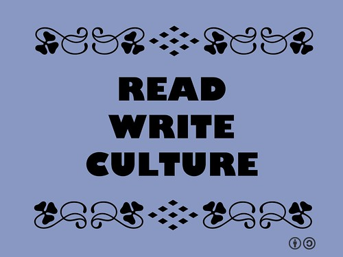 Buzzword Bingo: Read Write Culture = Permissive of efforts to improve upon, change, integrate, or otherwise remix the work of others