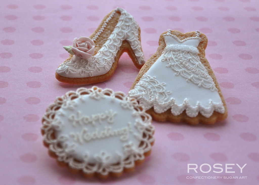 Classic Lace Wedding Cookie - 1 | Flickr - Photo Sharing!