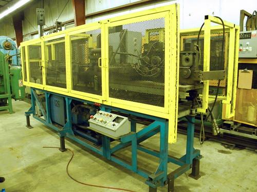 CNC WIRE DRAW MACHINE