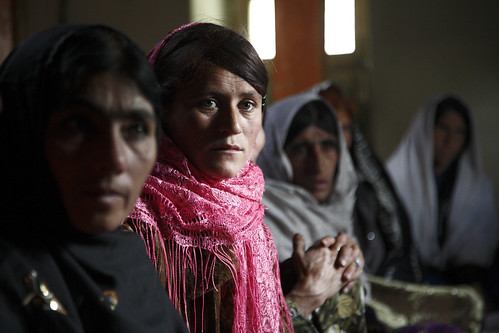 Women's Self Help Group in Badakhshan