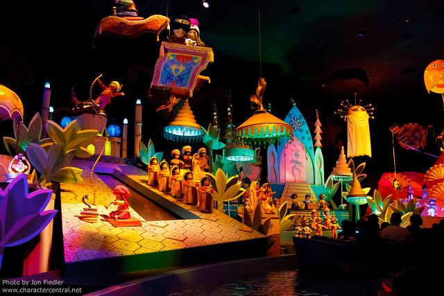 Disneyland June 2011 - it's a small world