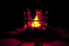 light with dark values