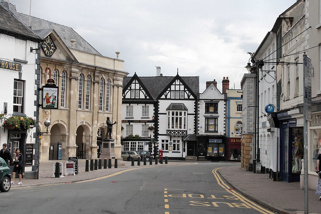 Agincourt Square, Monmouth | Flickr - Photo Sharing!