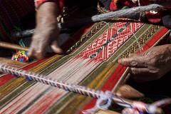 folk instrument(0.0), musical instrument(0.0), string instrument(0.0), art(1.0), weaving(1.0),