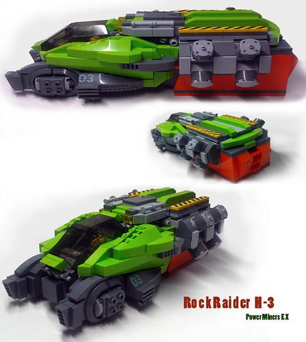 Rock Raider 3