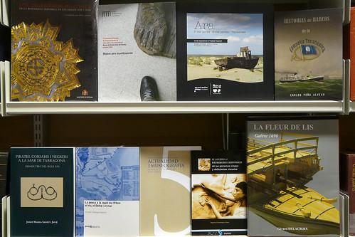 Museu Marítim de Barcelona. Biblioteca. Novetats juliol 2011