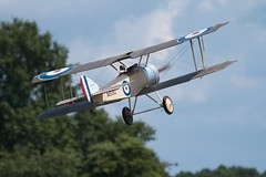 Sopwith Pup at Warbirds Over Delaware 2011